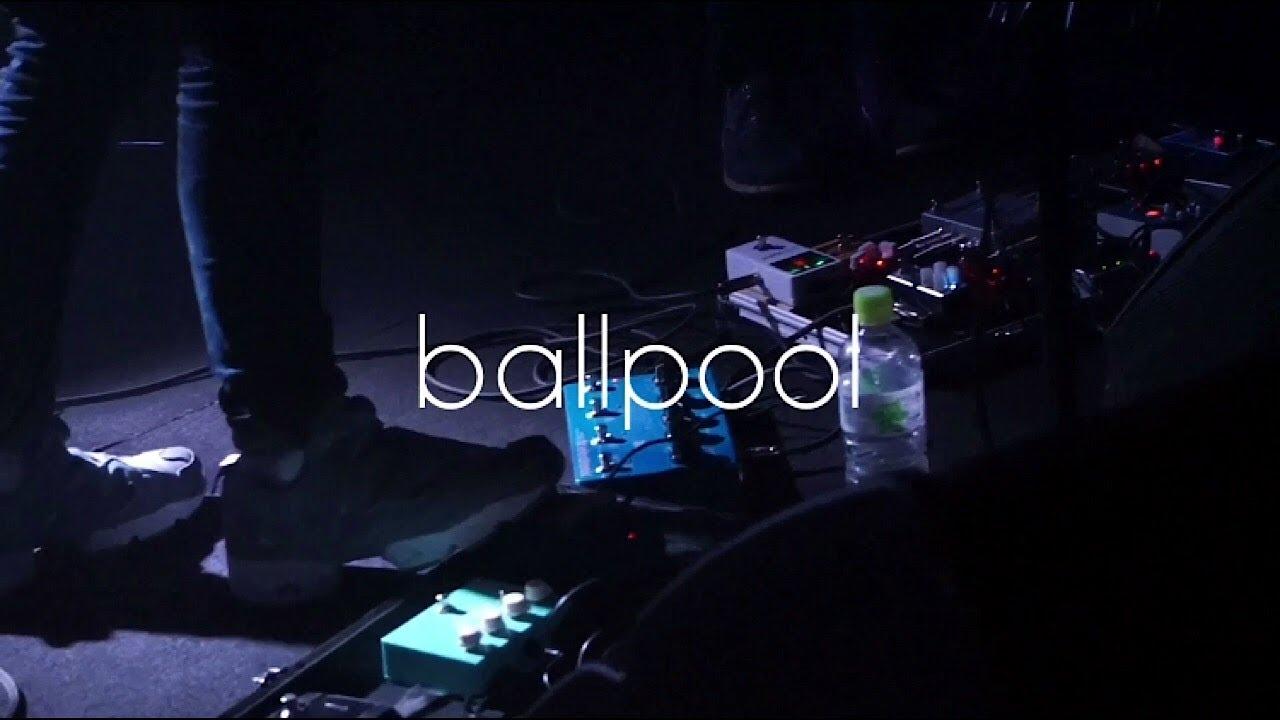 ボールプール「ストーリー」「よわいひかり」-LiveClip