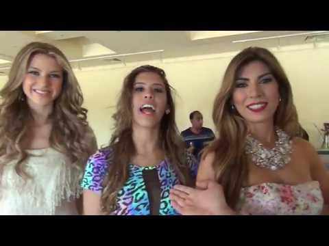 Miss Top model of the World 2015 Interviews
