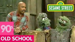 Sesame Street: Oscar's Mom Comes For A Visit