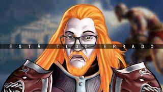 ESTÁ TUDO ERRADO COM: God of War