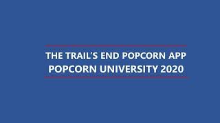 The Popcorn App