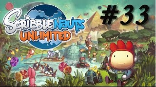 Scribblenauts Unlimited PL #33   Camelcase Oasis