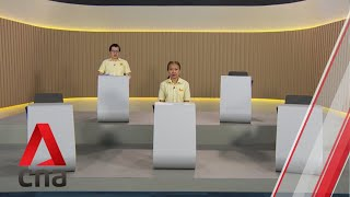 GE2020: RP candidates for Ang Mo Kio GRC speak in Constituency Political Broadcast, Jul 3