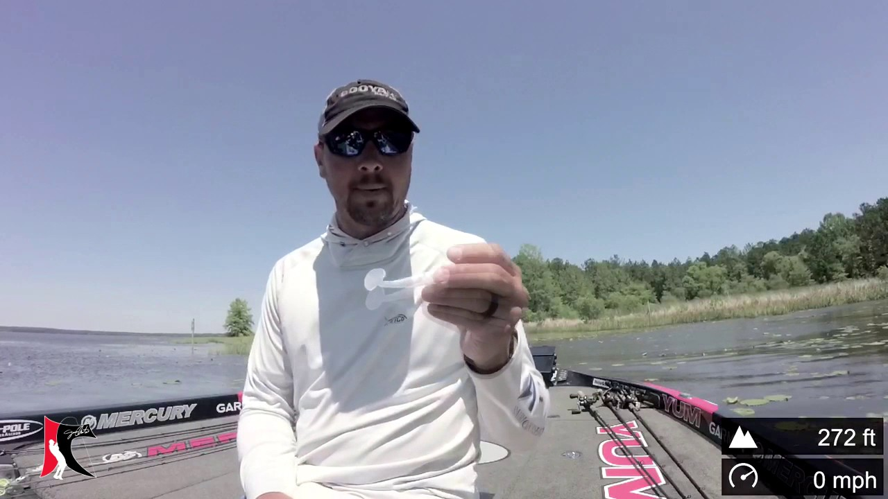 Tackle Tip Tuesday - Spinnerbaits - Jason Christie
