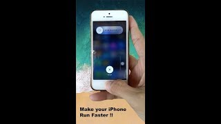 Clear iPhone RAM Memory to make it Faster !!!