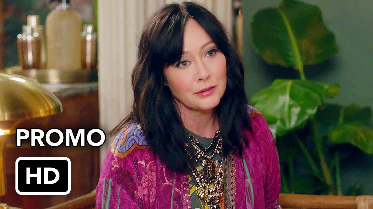 """BH90210 1x04 Promo """"The Table Read"""" (HD) 90210 Revival Series with original cast"""