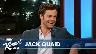 Jack Quaid on Mom Meg Ryan's Orgasm Scene & New Show The Boys