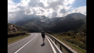 How 𝘕𝘖𝘛 to travel Europe #2 - Scooters + Mountains = Pain
