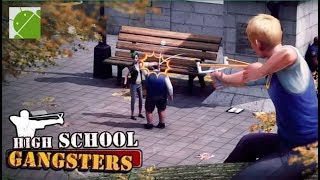 High School Gang - Android Gameplay FHD
