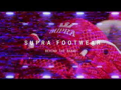 Supra Footwear [Behind The Brand]