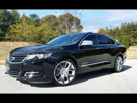 2019 Chevy Impala - YouTube