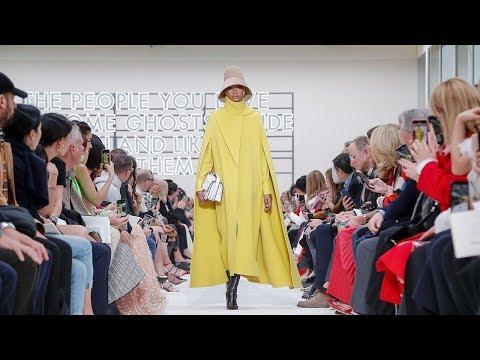Valentino   Fall Winter 2019/2020 Full Fashion Show   Exclusive
