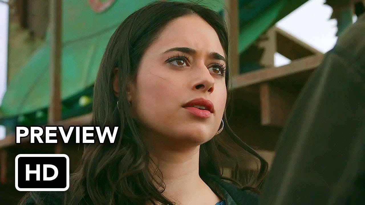 "Roswell, New Mexico 1x08 Inside ""Barely Breathing"" (HD)"