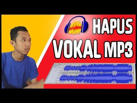 Cara Menghilangkan Suara Vokal MP3 dengan Mudah Untuk Karaoke ~ Cara Mudah Cover Lagu