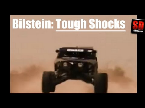 Bilstein Shocks Review- Shock Absorbers and Truck Shocks from SD Trucksprings