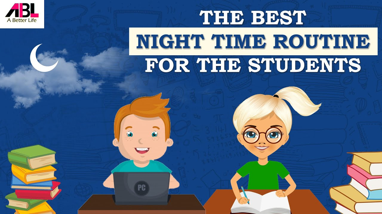 Best Night Time Routine for the Students|#AfterSchoolRoutine#ABetterlife