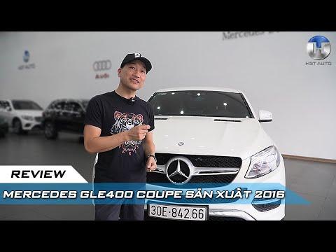 Review Siêu Phẩm GLE400 Coupe Màu Trắng Nội Thất Nâu Sản Xuất 2016 Cập Bến H3T Auto Việt Nam