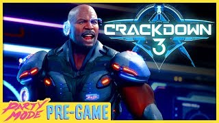 Kinda Funny Plays CRACKDOWN 3 - Party Mode Pre-Game