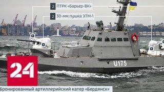 Двое украинских провокаторов оказались сотрудниками СБУ - Россия 24