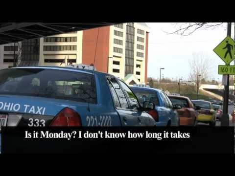 Somali Taxi Drivers in Columbus