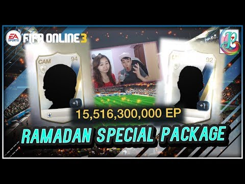 ~OMG! 2 Ultimate Legends!!!~ Ramadan Special Package Opening - FIFA ONLINE 3
