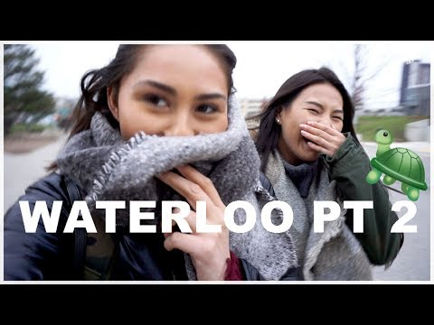 WATERLOO DAY 1 + How Well Do You Know Me Challenge!