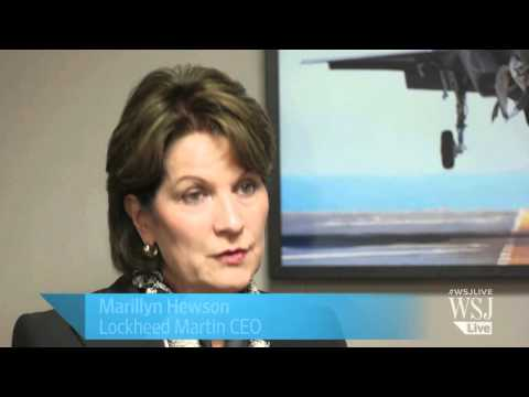 Lockheed CEO: Finance and Fighters