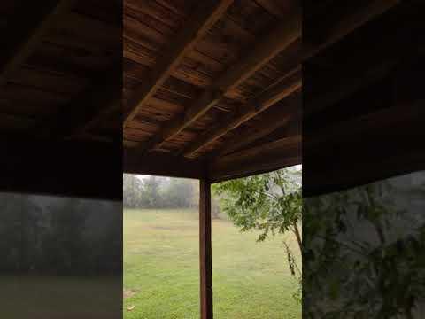 Hurricane remnants
