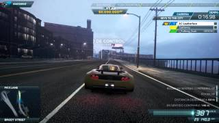 NFS Most Wanted 2012 - Keys to the City