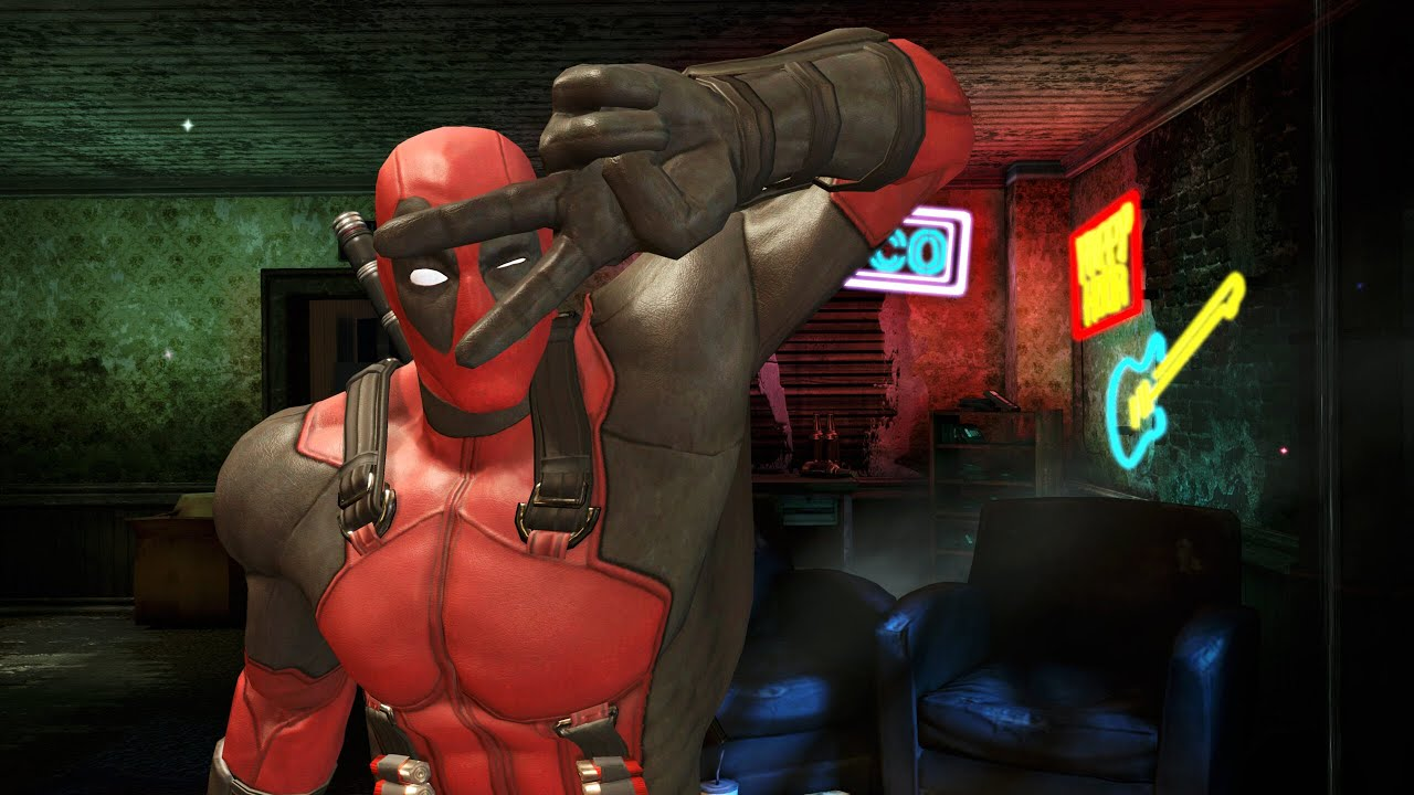 Download Deadpool - Part 1