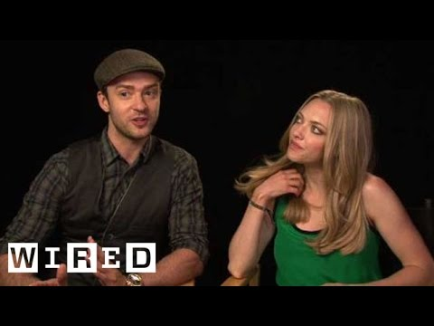 Justin Timberlake and Amanda Seyfried Talk In Time