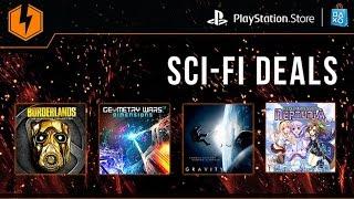 Playstation Sci-Fi Weekend Deals