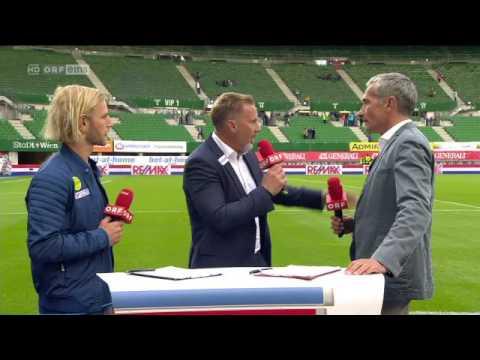 Wutinterview von Thorsten Fink Austria Wien vs RBS 2:3 (2:1) 25.05.2017