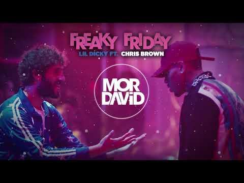Lil Dicky, Chris Brown - Freaky Friday (PR3ACH Remix Bootleg) [MOR DAVID NETWORK]