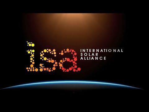 International Solar Alliance Mp3
