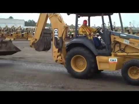 Ritchie Bros: Houston Heavy Equipment Auction In Action