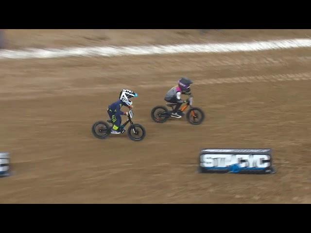 Stacyc Holeshot Challenge Highlights - Round 3 - Houston