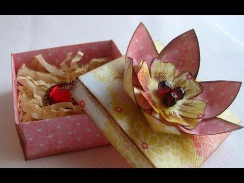 Как сделать подарок на 8 марта заа 10 минут доставка цветов на дом стоимость