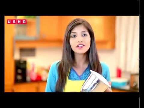 Usha Food Processor Fp  Dvd Demo