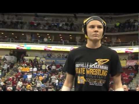 2012 Iowa High School State Wrestling Championships