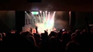 All time low- Jasey Rae live in Oslo 23. June 2015