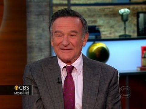 "Watch: Robin Williams on his ""giant reboot,"" marriage and ""The Crazy Ones"""