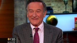 Watch: Robin Williams on his