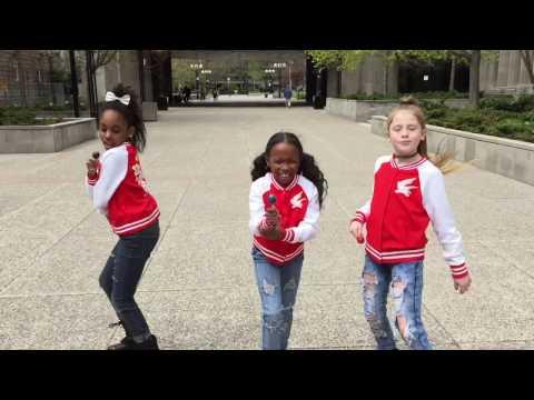Say What Challenge | NAIMA | AJANAE | KHIYLA | David Moore Choreography #SayWhatChallenge
