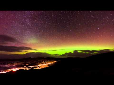 Malin Head Aurora