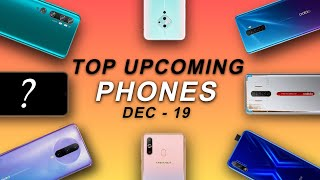 Top Upcoming Phones In December 2019 | Upcoming Smartphones in January 2020 | POCO F2??