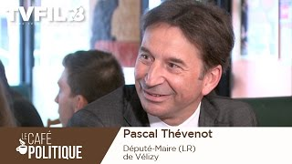 Le Café Politique n°28 – Pascal Thévenot, Député-Maire (LR) de Vélizy