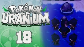 Pokemon Uranium Part 18 SURFING NINJAS! ( Pokemon Fan Game )Walkthrough Gameplay