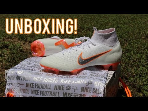 best service 74c84 3e25a Nike Mercurial Superfly 6 Elite Just Do It (2018 World Cup) - Unboxing!