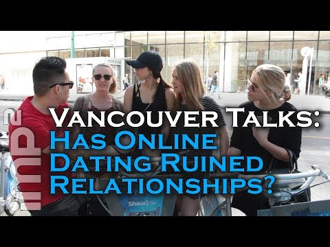 Has Online Dating Ruined Relationships? - imp2 Vancouver Talks